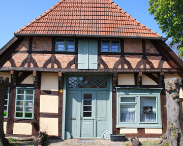 Hundestraße 11, älteste Bürgerhaus©Stadt Osterholz-Scharmbeck