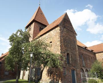 Klosterkirche St. Marien©Stadt Osterholz-Scharmbeck