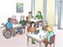 Leichte Sprache©Lebenshilfe für Menschen mit geistiger Behinderung Bremen e.V., Illustrator Stefan Albers, Atelier Fleetinsel, 2013