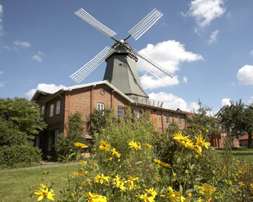 Mühle von Rönn©Stadt Osterholz-Scharmbeck
