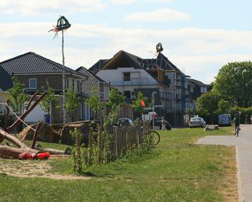 Neubaugebiet©Stadt Osterholz-Scharmbeck