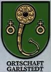 Wappen Ortschaft Garlstedt©Stadt Osterholz-Scharmbeck