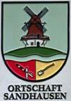 Wappen Ortschaft Sandhausen©Stadt Osterholz-Scharmbeck