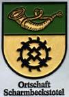 Wappen Ortschaft Scharmbeckstotel©Stadt Osterholz-Scharmbeck