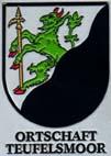 Wappen Ortschaft Teufelsmoor©Stadt Osterholz-Scharmbeck