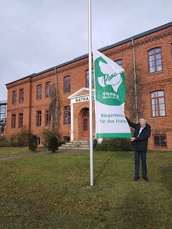 Mayors for Peace - Flagge